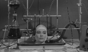 Still from 'The Brain That Wouldn't Die', 1962.